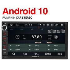 "PUMPKIN 7"" Android 10.0 Autoradio 2 DIN GPS Navigazione Bluetooth Wifi OBD2 DAB+"