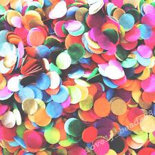 900Pcs/Pack Wedding Confetti Mixed Color Bio Degradable Throwing Confetti Decor