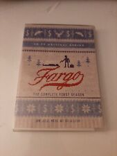 Fargo The Complete First Season 1 (Dvd 3-Disc Set) Fx, Billy Bob Thornton
