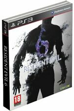 Resident Evil 6 Steel Book (PS3) - Game  IYVG The Cheap Fast Free Post