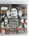 jeu SLEEPING DOGS sur PS3 playstation 3 action aventure game juego TBE