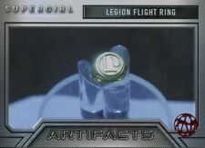 Supergirl Season 1 Red Foil Artifacts Chase Card A6 Legion Flight Ring