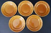 Five Plates Dessert Ceramic Of Lunéville Ref 302898000560