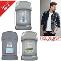 New Dove Men+Care Antiperspirant Stick Minerals+Sage Clean Comfort Cool Fresh