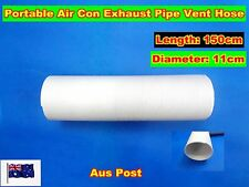 Portable Air Conditioner Spare Parts Exhaust Pipe Vent Hose Only (150cmx11cm)