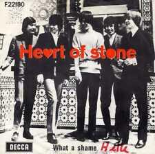 """ROLLING STONES """"HEART OF STONE"""" ORIG DENMARK/UK 1965 RARE"""