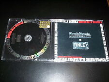 """MONDO MARCIO vs FINLEY """"DENTRO ALLA SCATOLA"""" CD SINGOLO VIRGIN 2006"""