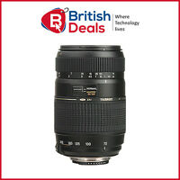 Tamron 70-300mm f/4-5.6 Di LD Macro Autofocus Lens For Nikon DSLR Cameras