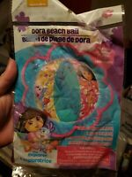 dora the explorer summer beach ball 20 inch inflatable almost 2 feet authentic