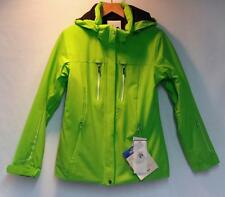 Descente Women's Jane Snow Ski Winter Jacket Green White Size Ladies 14 NEW