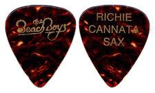 THE BEACH BOYS Guitar Pick : 1990s Tour - Richie Cannata Sax tortoise