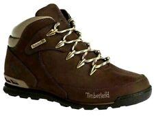 New Mens Timberland Euro Rock Hiker Chukka Boots Brown Size UK 12.5