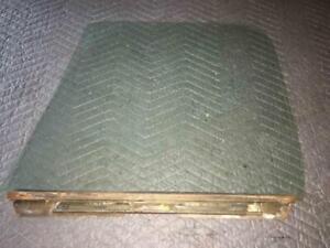 DOOR GLASS RH Side SOFT RAY TINT 81-87 Chevy GMC Truck 81-91 K5 Blazer Suburban