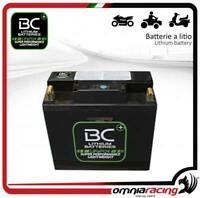 BC Battery moto lithium batterie pour Laverda GHOST 650 STRIKE 1997>1998