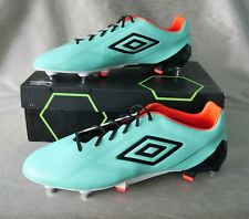 Umbro Velocita 2 Pro Turquoise SG Football Boots - size 12 *RRP £130