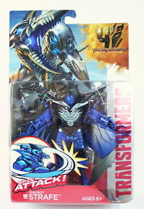 """Transformers Age of Extinction DINOBOT STRAFE 6"""" Power Attackers action figure!"""