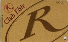 New listing Rivera Casino - Gold Elite - Slot Card