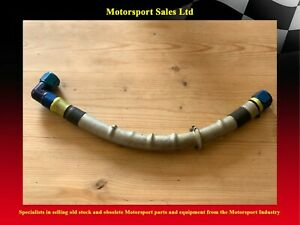 Oil Cooler Pipe with Dash 12 fittings