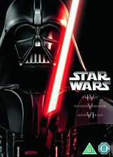Star Wars - The Original Trilogy DVD BUNDLE 2013 3-Disc Set Box Set - SLIM BOX
