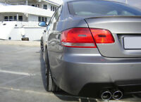 BMW 3 E92 M3 BOOT LIP SPOILER