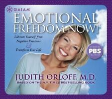 New: EMOTIONAL FREEDOM NOW! - Judith Orloff, M.D. Audiobook CD