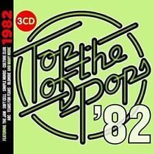 VA Kool & The Gang/XTC/BUCKS FIZZ - Top of the Pops 1982 3CD NEU OVP