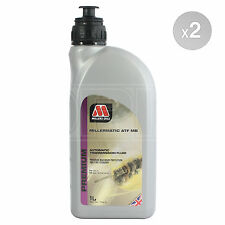 Millers Oils Millermatic ATF MB Automatic Transmission Fluid 2 x 1 Litre 2L