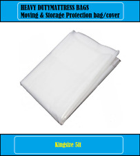 5ft King size Heavy Duty Mattress Removal Storage Bags Polythene Cover Bag