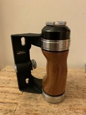PENTAX Wood Left Hand Grip Only for 67 6x7 (UK Sale)
