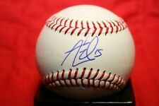 ADAM ENGEL AUTOGRAPHED SIGNED BASEBALL CHICAGO WHITE SOX COA