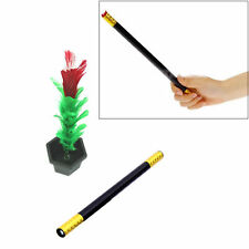 Kids Fun Toy Magic Trick Show Prop Flower Feather Sticks Comedy Stage Gift MK145