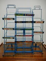 VINTAGE ALLEN LIFE SAVER ADVERTISING POINT OF SALE STAND
