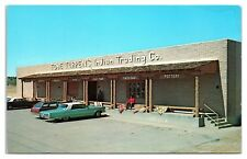 1970s Tobe Turpen's Indian Trading Co. Gallup, NM Postcard