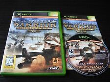 Microsoft Xbox complete in case Full Spectrum Warrior - Ten Hammers tested