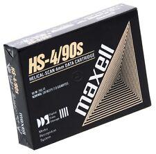 MAXELL hs-4/90s 4mm DDS 2/4 Go données Cartouche