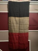 Original WWI Belgian Flag, Battle Damage Well Marked Nice Shape Kaiser Doughboy