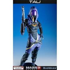 Mass Effect Tali Zorah vas Normandy Gaming Heads Statue
