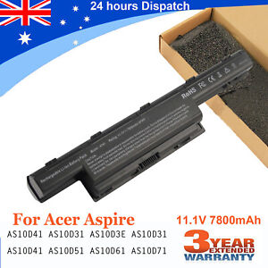 9 Cell Battery for Acer Aspire AS10D31 AS10D41 AS10D51 AS10D61 AS10D71 AS10D75