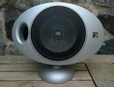 KEF HTS 2001 * 2 vie design bass reflex Center altoparlanti satellitari Egg * 200w