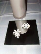 Spiegelteller Kerzen Hochzeit Silberhochzeit Jubiläum Tischdeko alle Anlässe