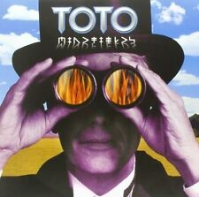 TOTO - MINDFIELDS NEW VINYL RECORD