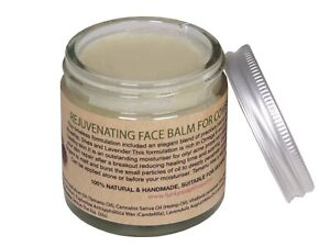 Rejuvenating Face Balm For Combination Skin, 100% Pure Tamanu Oil, 60ml