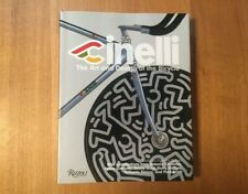 Rare Cinelli The Art and Design of the Bicycle Book Laser Super corsa