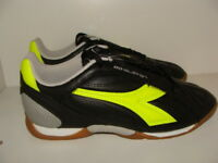 YOUTH KIDS DIADORA DD-ELEVEN ID JR SOCCER CLEATS SIZE 2.5 NWB