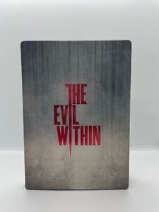 The Evil Within Steelbook - G1 Size - RARE
