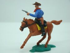 TIMPO TOYS - SWOPPET - FAR WEST - CAVALIER COW BOY #4 - ANCIEN -