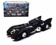 Batmobile Classic Concept Metal Sound & Light Puall Back Car Model New in Box