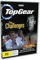 Top Gear The Challenges DVD 2007 Jeremy Clarkson Region 4 English New & Sealed