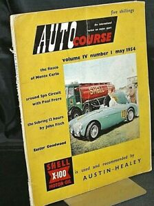 Autocourse Magazine Vol IV Number 1 May 1954
