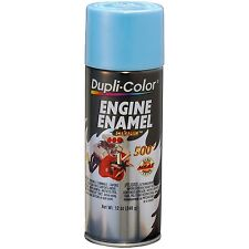Duplicolor DE1616 Pontiac Blue Metallic Motor Engine Spray Paint Aerosol 12oz.